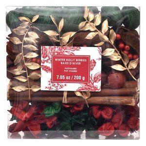 Ashland Winter Holly Berries Pot Pourri